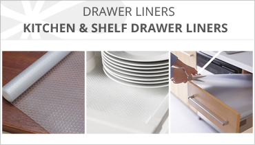 NON SLIP KITCHEN DRAWER LINERS